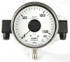 Pressure Gauge with Potentionmeter