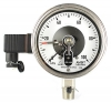 Pressure Gauge with Switch
