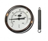 Thermometers - Spring Mount